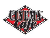Logo for Cinema Cafe